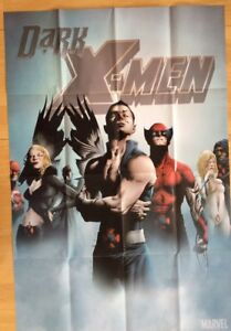 Marvel-Dark-X-Men-Jae-Lee-art-promotional-poster-Namor-Cloak-and-Dagger-Daken