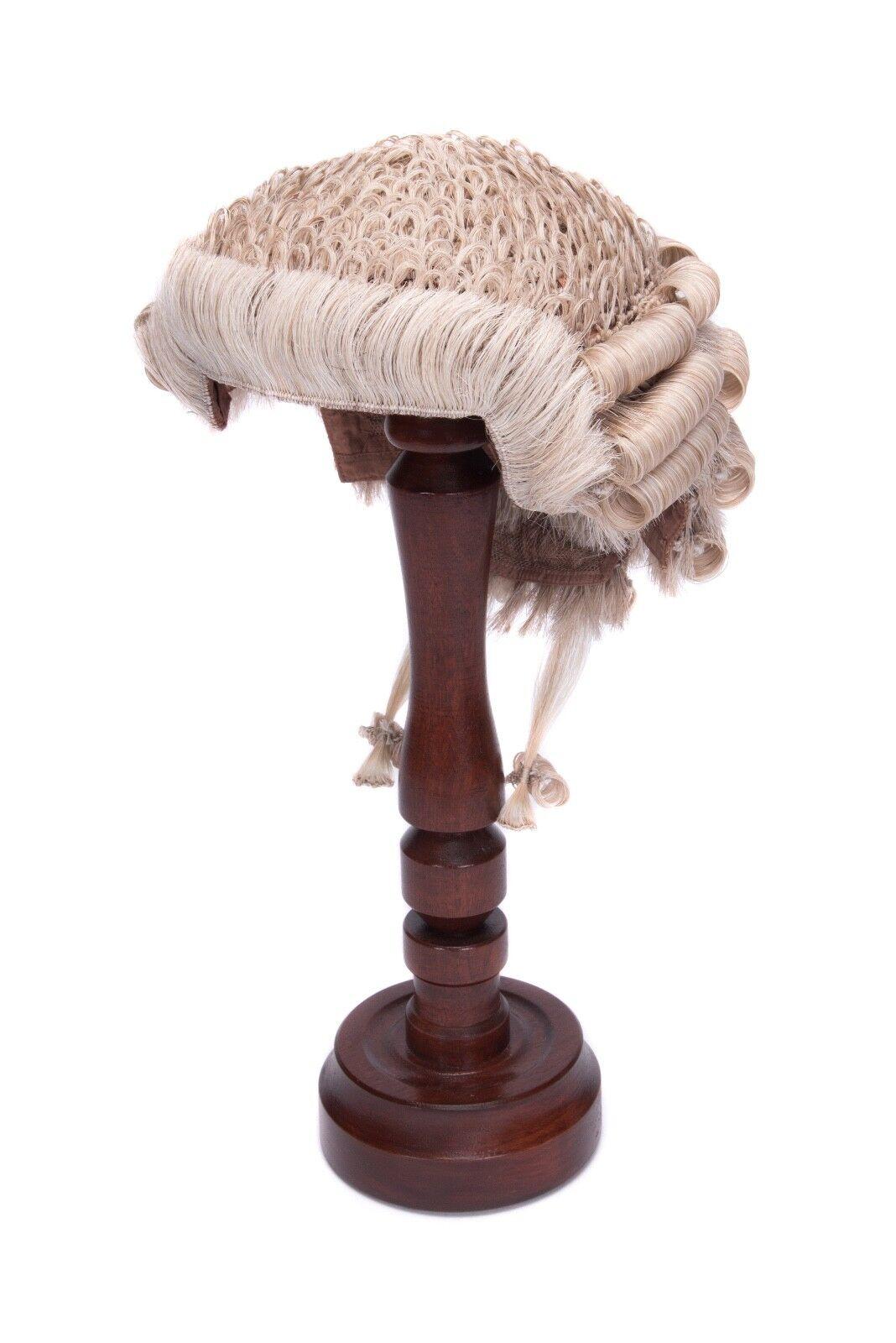 Illuminez le cadeau de Noël en Irak. Traditional Barristers Perruque-Gris/Blanc-Handmade Perruque-Gris/Blanc-Handmade Perruque-Gris/Blanc-Handmade in Brit 56c659