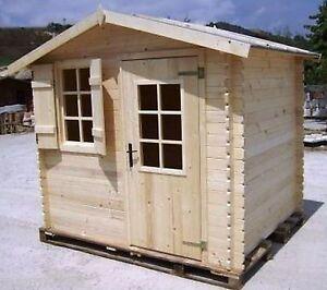 Casette in di legno 277x227 250x200 incas 28 mm kit for Casette in legno usate ebay