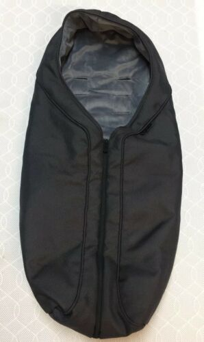 Mothercare Orb All Terrain Cosy Toes Footmuff VGC Noir
