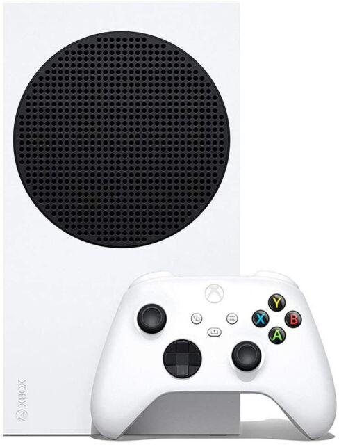 Microsoft Xbox Series S 512GB Video Game Console - White (Latest Generation)