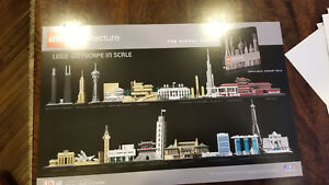 2014-Lego-Arquitectura-Paisaje-Urbano-en-Escala-Promo-Poster-Big-Ben-Eiffel