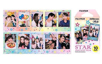 Fujifilm Instax Mini Film - Fuji 90 8 25 7S 50s Polaroid 300 Instant Photos SP-1