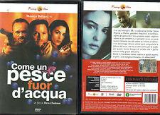 COME UN PESCE FUOR D'ACQUA - DVD (USATO EX RENTAL) MONICA BELLUCCI