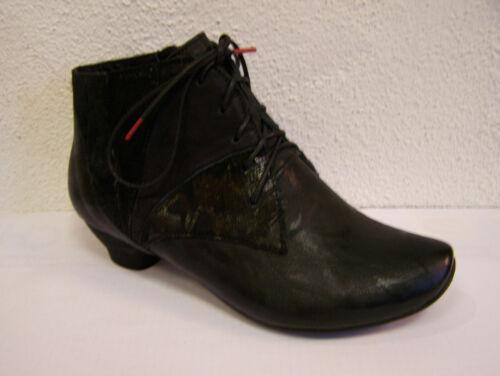 Schuhe Mix Schwarz Tüte Incl Think Kugelschreiber Kombi Aida Stiefelette amp;think PF4B4q