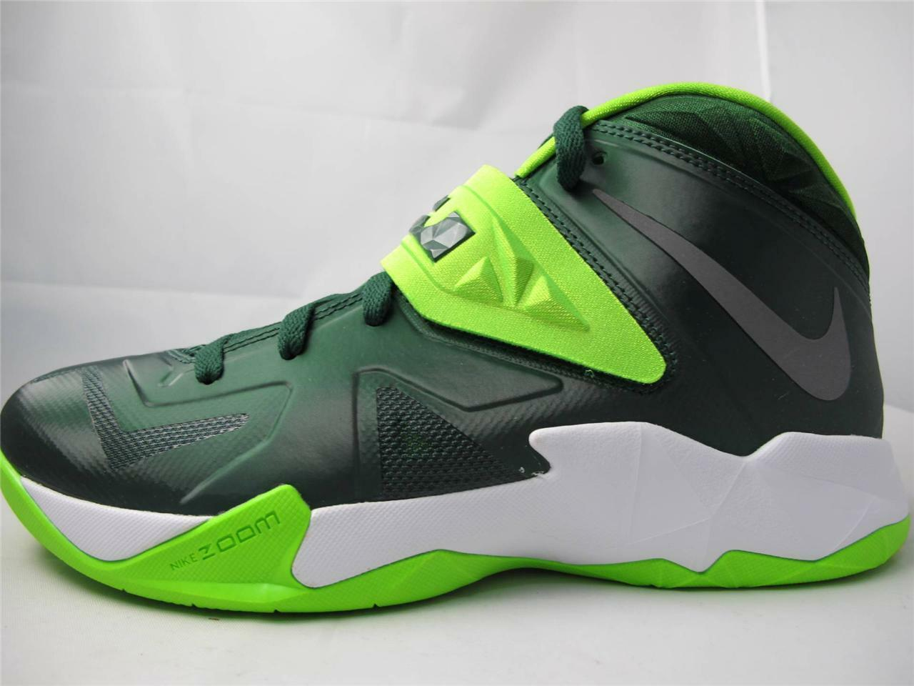 NEW Hommes NIKE BASKETBALL ZOOM SOLDIER VII TB Baskets 599263-300 599263-300 Baskets 1eb603