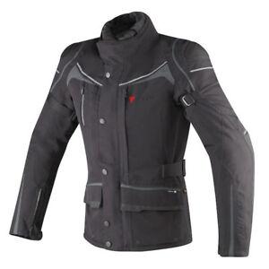 Dainese-D-Blizzard-D-Dry-Jacket-Black-Waterproof-Motorcycle-Jacket-NEW