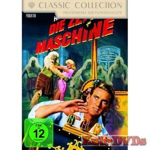 Die-Zeitmaschine-DVD-Rod-Taylor-Alan-Young-Neu-OVP