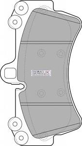 PD3-FRONT-Brake-Pads-To-Suit-CAYENNE-S-4-8-PETROL