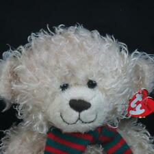 793122cb7e0 item 1 MERRY CHRISTMAS GREEN RED SCARF SHAGGY WHITE TEDDY BEAR TY CLASSIC  TOASTY PLUSH -MERRY CHRISTMAS GREEN RED SCARF SHAGGY WHITE TEDDY BEAR TY  CLASSIC ...