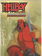 Hellboy Animated Promo Card HA-1