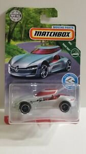 MATCHBOX-2019-MOVING-PARTS-MBX-ROAD-TRIP-RENAULT-TREZOR-CONCEPT-FREE-SHIPPING