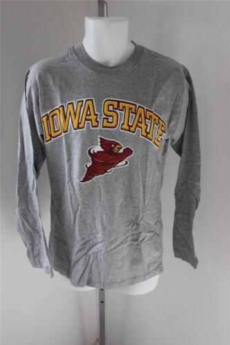 NEW Iowa State Cyclones Adult Mens sizes M-L-XL Long Sleeve Shirt $30