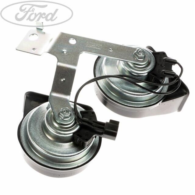 Genuine Ford Fiesta MK7 Dual Note Electric Car Horn 1815233