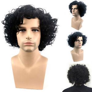 cosplay Short black wig