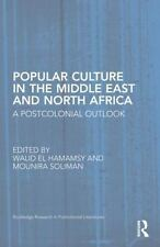 BRAND NEW Popular Culture in the Middle East and North Africa (Hardcover)