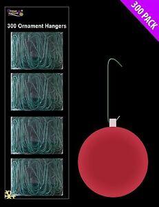 400-Christmas-baubles-ALBERO-ORNAMENTI-STAFFE-GANCIO-FESTA-DECORAZIONE-NATALE-GHIRLANDA