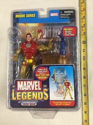 """Marvel Legends Baf Madok Series Thor Buster Ironman 6/"""" action figure"""