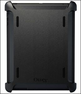 pretty nice 0df32 f4115 Details about OtterBox Defender Series Black Case For iPad 2 3 4 2nd 3rd  4th Gen 77-18640