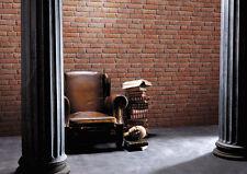 Feature Wallpaper 3d Brick Effect Modern Retro Funky Wall Effect Red Brick Vinyl