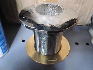 2 Perko Thmr-1.500-c Thru Hull Chrome Bronze Champignons KdYNwdLv-09113237-735137740