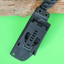 DIY Travel Buckle Large Tek Lok Belt Clip Loop Kydex / V Hot Holster Sheath U4L2