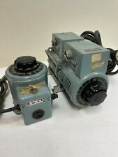 Powerstat Variable Autotransformer Type 116b In 120 Outv 0 140 Lot Of 2