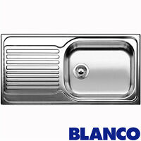 Blanco Tipo Xl 6s 1.0 Bowl Stainless Steel Kitchen Sink