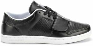 Creative-Recreation-CR4LOC-BLK-WHITE-Lo-Leather-Casual-Men