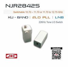 New Japan Radio Njr2842s Universal Ku Band 2lo Pll Lnb Freq 975 106 Ghz