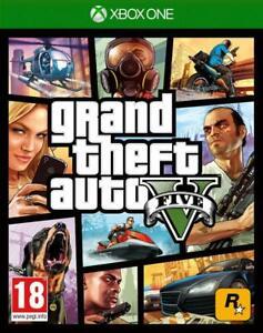 Grand-Theft-Auto-Gta-V-5-Xbox-One-Perfecto-Estado-Super-rapido-y-entrega-rapida-libre