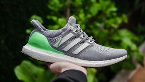 film ombra Geografia  Adidas Ultra Boost 1.0 sample super green Size 9 - kanye west yeezy 350 |  eBay