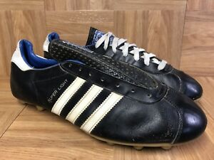 Vintage 🔥 Adidas súper ligero años 70 Futbol Soccer Fútbol Tacos ... c32f37dfda45b