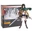 thumbnail 8 - Attack on Titan Action Figure Eren Mikasa Ackerman Levi Rivaille Figma PVC 13CM