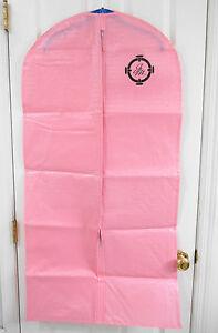 Joy Mangano Huggable Hanger Metallic Garment Bags Ebay