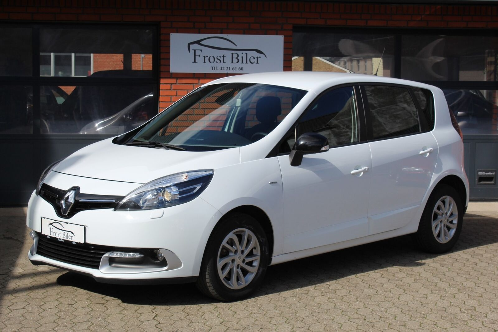 Renault Scenic III 1,5 dCi 110 Limited Edition EDC 5d