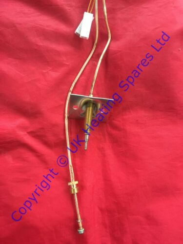 CANNON Coalridge BF Fire TERMOCOPPIA 24768 147880 c00147880 Indesit Hotpoint
