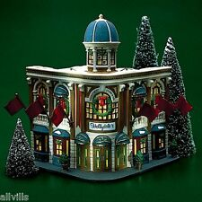 HOLLYDALE'S DEPARTMENT STORE #55344  DEPT 56 Christmas in the City