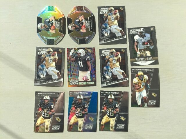 UCF CENTRAL FLORIDA GOLDEN KNIGHTS 11 card lot BLAKE BORTLES Marshall MURRAY