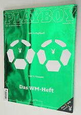 PLAYBOY D 7/2006 Juli - Das WM-Heft - 100% Fußball - 100% Frauen - World Cup