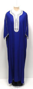 Latest Collection Of Rich Thick Cotton Men Moroccan Thobe/jubba/djelleba.kandorah.dishdash.size 58 Men's Clothing