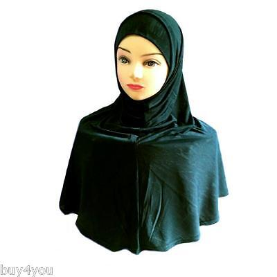 Velo Islam Muslim Copricapo Hijab Khimar pardha Niqab SCARF