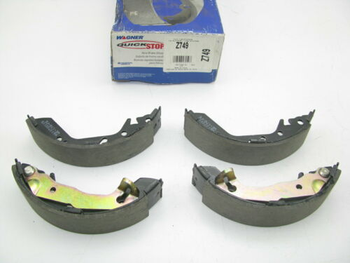 Wagner Z749 Rear Drum Brake Shoes For 2000-2002 Hyundai Accent