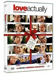 Dvd Love Actually 2003 Content Special New 5050582210071 Ebay