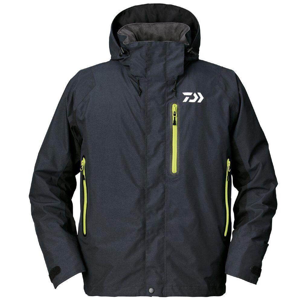 Daiwa Goretex Barrier Jacket Gr. XXXXL Allwetterjacke schwarz Herrenjacke 4XL