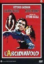 Dvd L'ARCIDIAVOLO - (Ettore Scola) *** Vittorio Gassman *** ......NUOVO