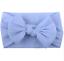 Big-Bow-Headband-Nylon-Hairband-Girls-Baby-Knotted-Turban-Head-Wraps-Elastic-New thumbnail 35
