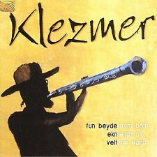 From Both Ends Of The Earth-Klezmer: From Both Ends Of The CD NEW