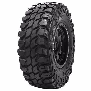 4 New 33 12 50 20 Gladiator X Comp Mt Mud 1250r20 R20 1250r Tires