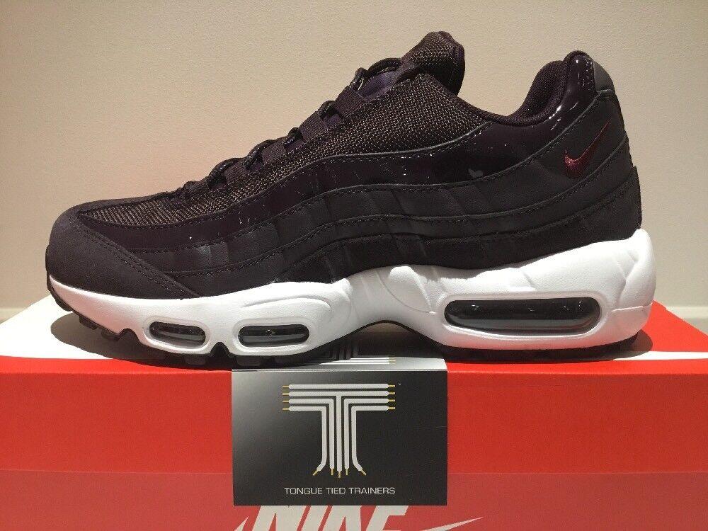 Promoción Promoción Promoción por tiempo limitado Nike Air Max 95 Premium ~ 307960 602 ~ UK Size 4 ~ euro 37.5 c90eaa